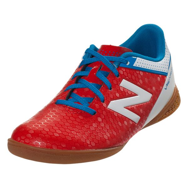 New Balance Visaro Control IN Junior Indoor Kids Soccer Shoe