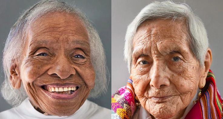 Photographer Shoots Series That Celebrates Old Age And The Results Are Absolutely Stunning.