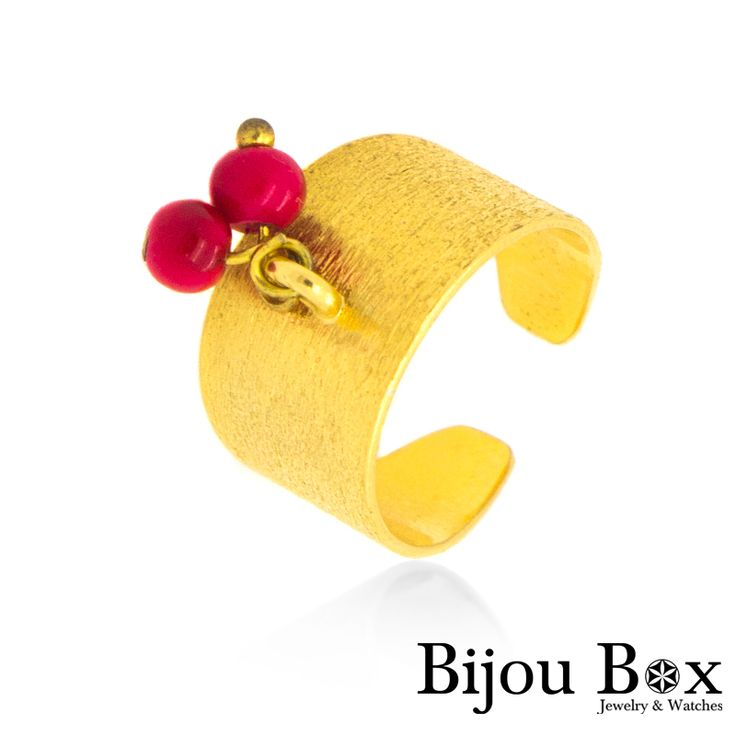 Ring bronze gold plated PEND Δαχτυλίδι μπρούτζο επίχρυσο PEND Check out now... www.bijoubox.gr  #BijouBox #χειροποίητα #κοσμήματα #Ring #Δαχτυλίδι #Handmade #Ελλάδα #Greece #Greek #madeingreece #onlylove #gold #goldplated #luxus #passion #jwlr #jewelry #fashion