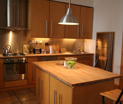 Bajcsy Luxury Apartment Kitchen
