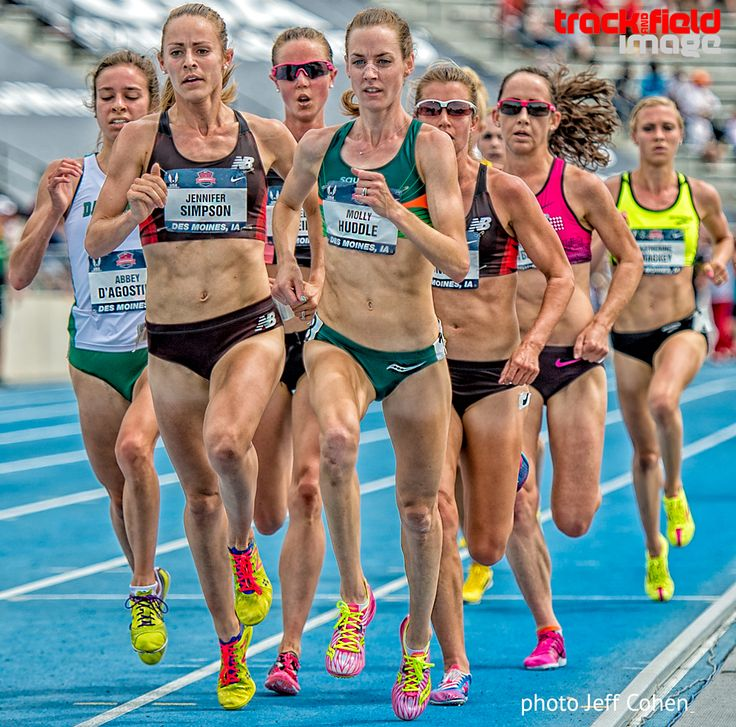 4 Olympians (Jennifer Simpson, Molly Huddle, Kim Conley, Shannon Rowbury) and a World Champion( Jennifer Simpson).   US Outdoor Championsh...