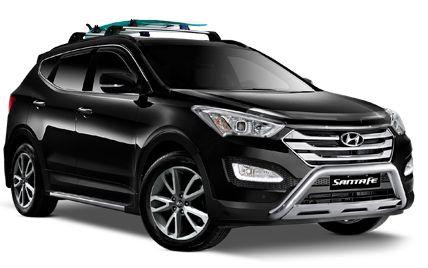 Hyundai Santa Fe - Hyundai Australia