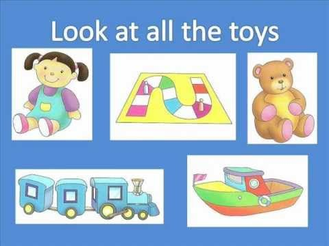 The Toy Song - YouTube
