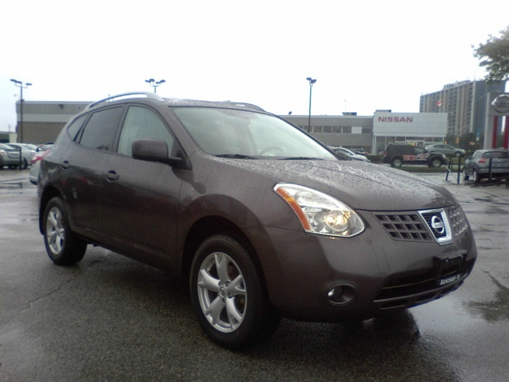 2008 nissan rogue sl awd premium package for sale toronto on used inventory pinterest. Black Bedroom Furniture Sets. Home Design Ideas