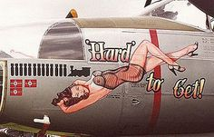 ww2 nose art - Google Search