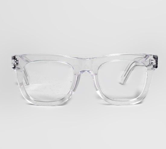 ray ban clear frames  1000+ images about clear frames on Pinterest