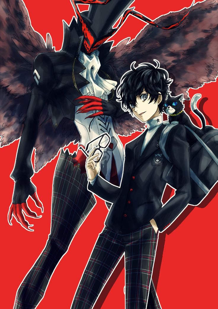 Pinterest (With images) Persona 5 anime, Persona 5 joker