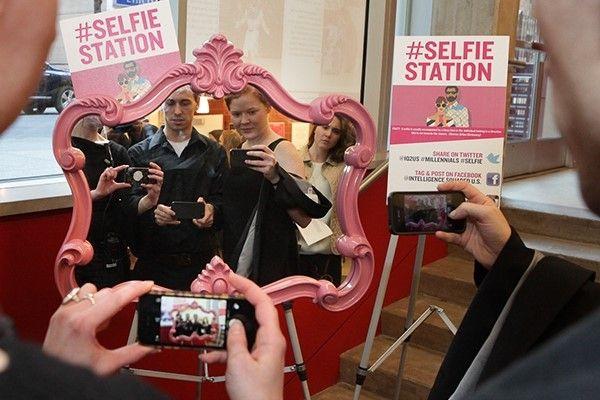 Selfie station internet and social media pinterest - Salon marketing digital ...