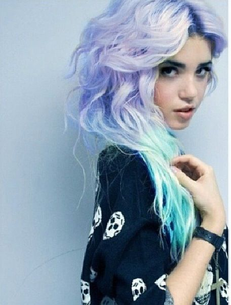 Haare bunt farben berlin