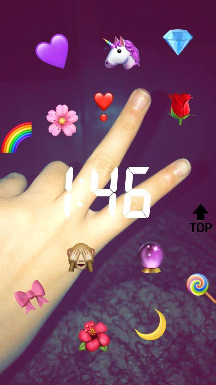 Cute Wallpapers Emoji Foto Inspira 231 227 O Snapchat Unigicornio Inspira 231 227 O Tumblr