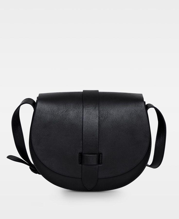 DECADENT Kaya small satchel bag, Black