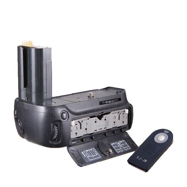 Vertical Battery Grip for Nikon D90 D80 MB-D80 DSLR cameras + IR Remote