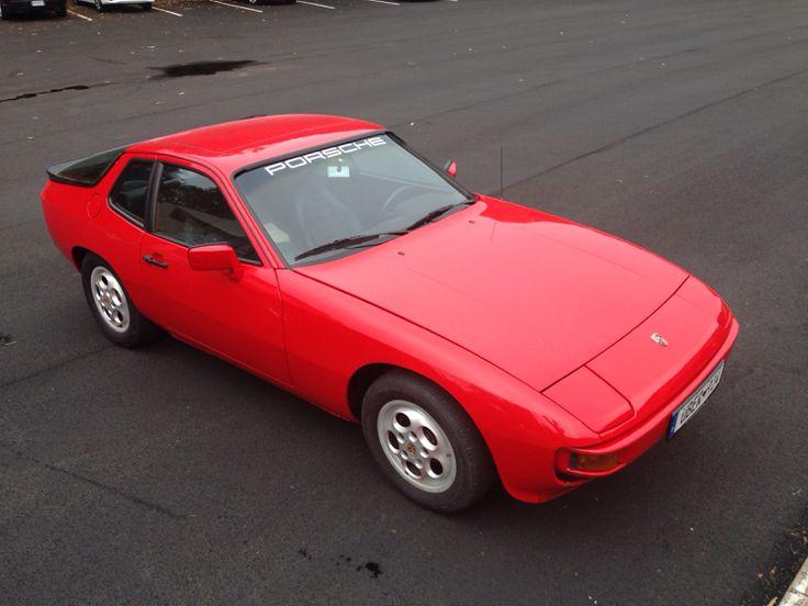 '88 Porsche 924 S - Rennlist Discussion Forums