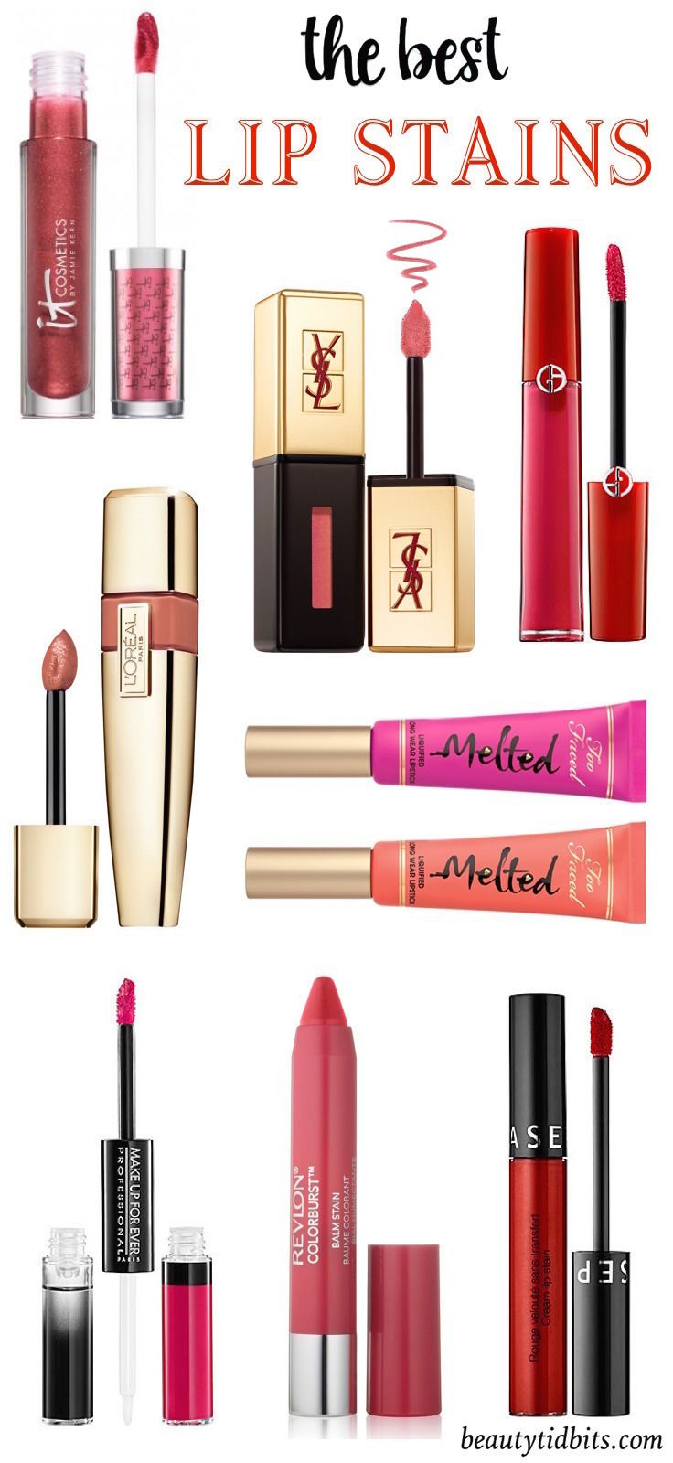 The 8 best lip stains (via @ beautytidbits) #POPSUGARSelect