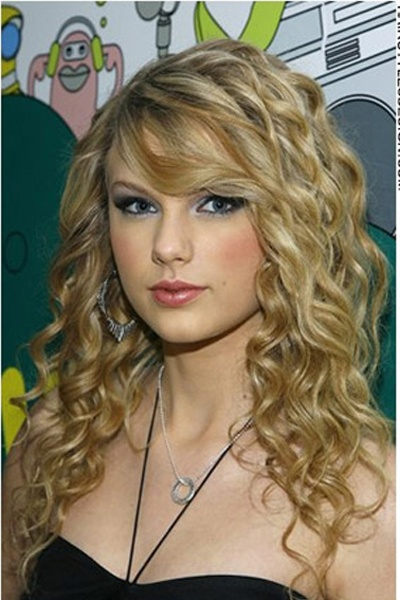 Curly Hairstyles For Long Hair For Wedding : 84 best curly hairstyles images on pinterest