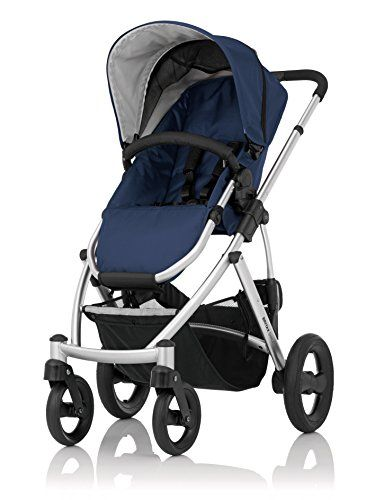 Britax Poussette Smile Bleu Marine   Your #1 Source for Baby Products
