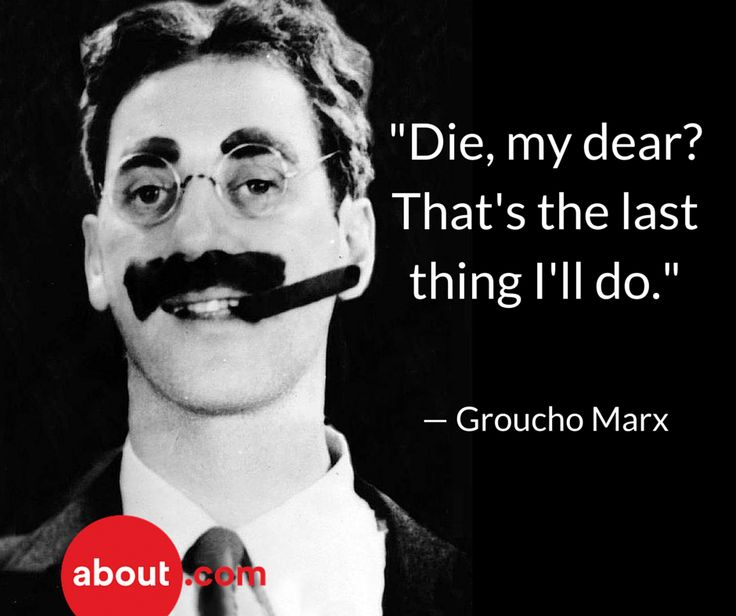 The 25+ Best Groucho Marx Quotes Ideas On Pinterest