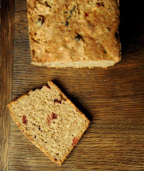 Chleb żytni owsiany