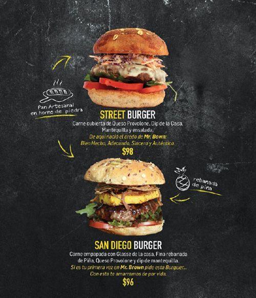 mr brown restaurant - Buscar con Google