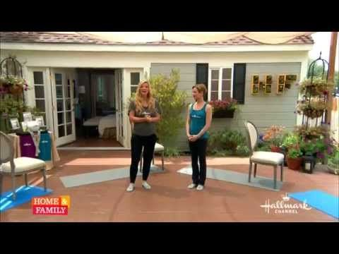 Burr Leonard's appearance on Home and Family on The Hallmark Channel. The original air date was June 27, 2014.
