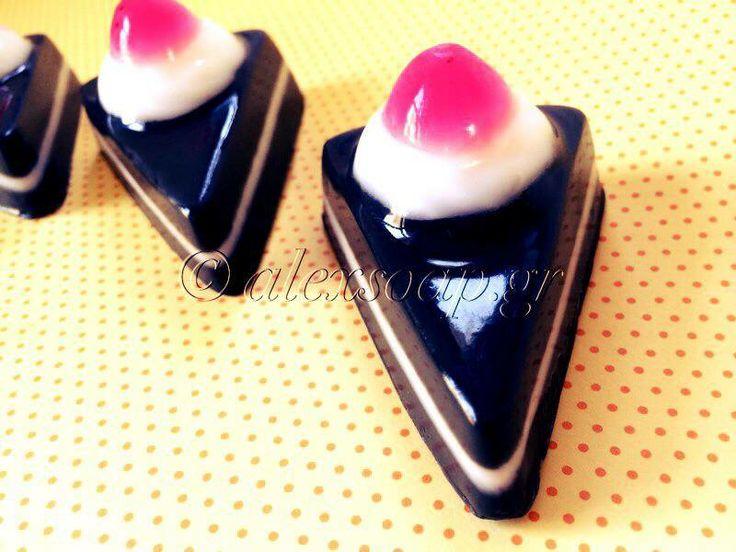 Σαπούνι πάστα σοκολατίνα