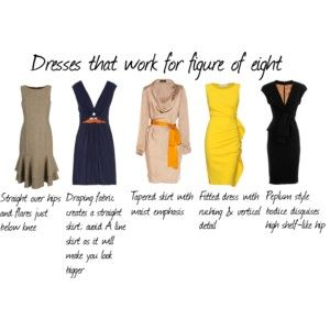 Dresses That work for figure of 8