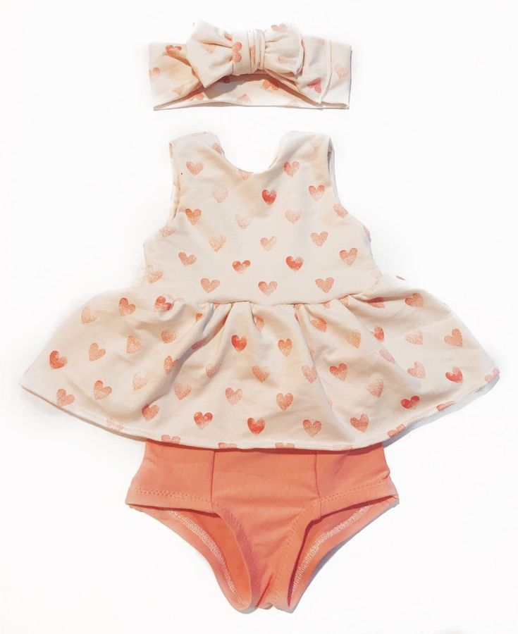 2c6ea24e2 Image of Coral bloomers Baby Girl Fashion, Kids Fashion, Handmade Clothes,  Vintage Silhouette