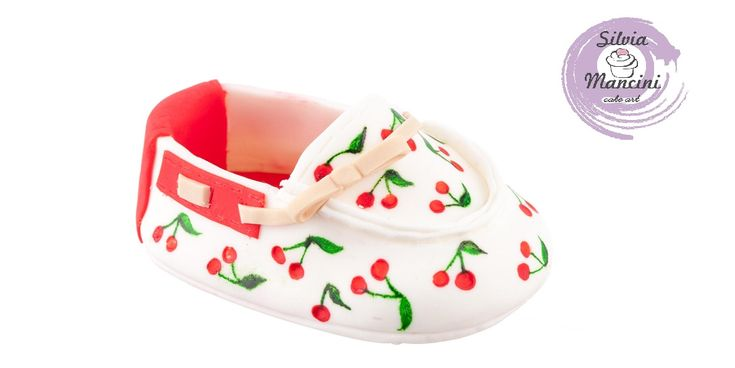 BABY SHOES: template and step by step.