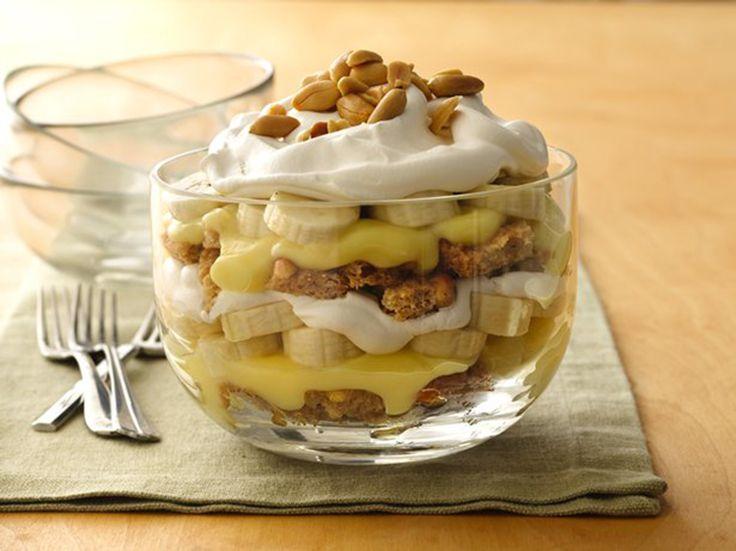 xx..tracy porter..poetic wanderlust..fourth of july -Banana Cream Pie in a Bowl: 20 Crazy Banana Cream Pie Ideas