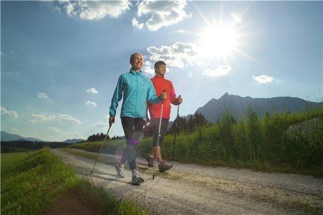 Caminar al menos 30 minutos al día hará que nuestro cuerpo esté 'activo'