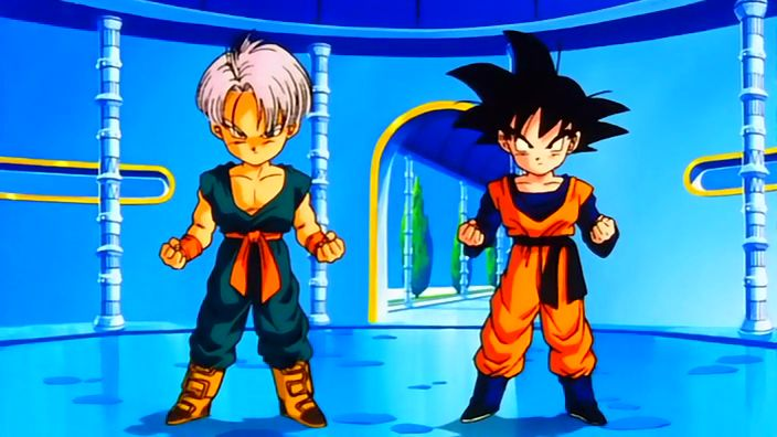 kid trunks and goten - Google Search | Capes Unlimited ...