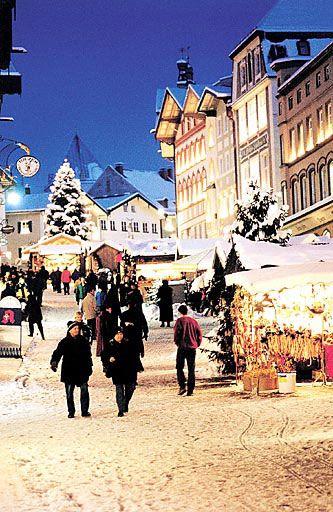 Bad Tolz market, nothing like Christmas in Bavaria.