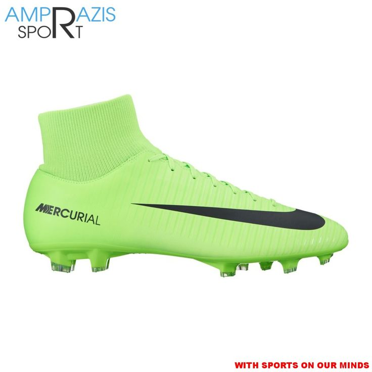 Nike Mercurial Victory VI DF FG. Cristiano Ronaldo's new football boot