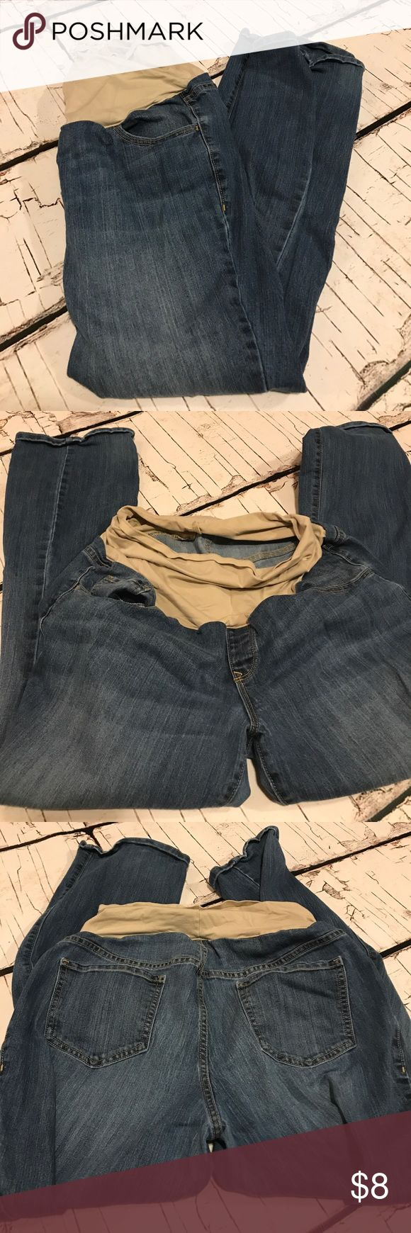 Old navy maternity Well loved but still have life left in them! Old Navy Jeans Boot Cut