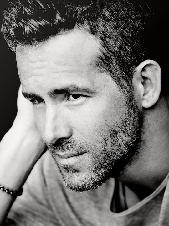 Ryan Reynolds by Matthew Brookes for InStyle magazine (October 2015)