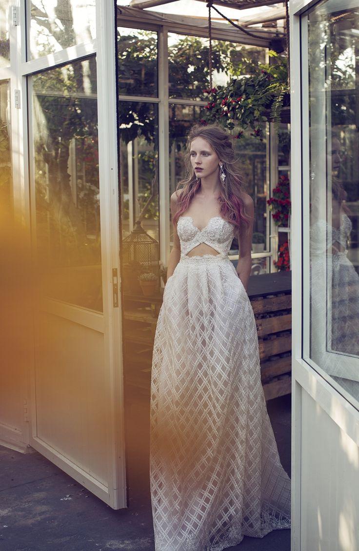 gorgeous bridal image: