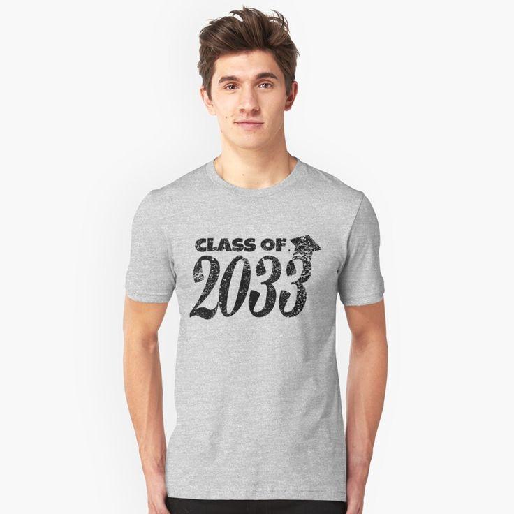 class of 2033 handprint shirt