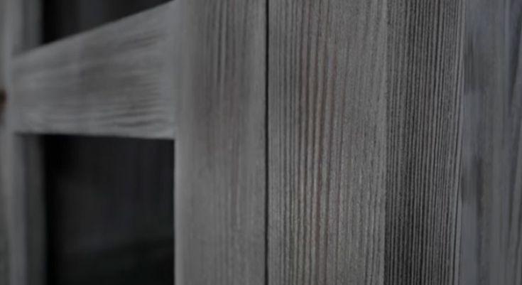 Strukturyzacja mebli drewnianych - sztuka czy rzemiosło. Zapraszam do obejrzenia na naszej stronie.