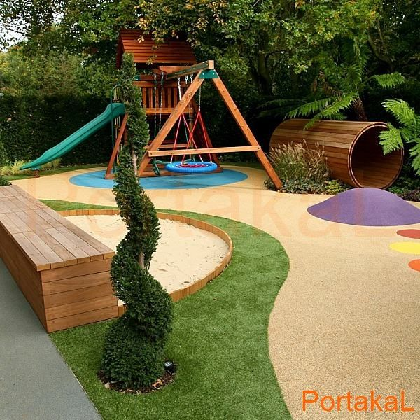 Garden Ideas Design In 2020 With Images Childrens Play Area