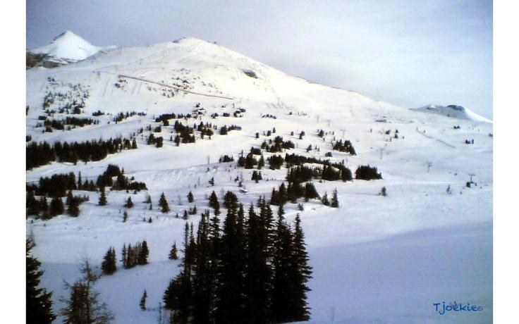 Angel and Devide - Sunset Village Ski Resort - Alberta - Canada