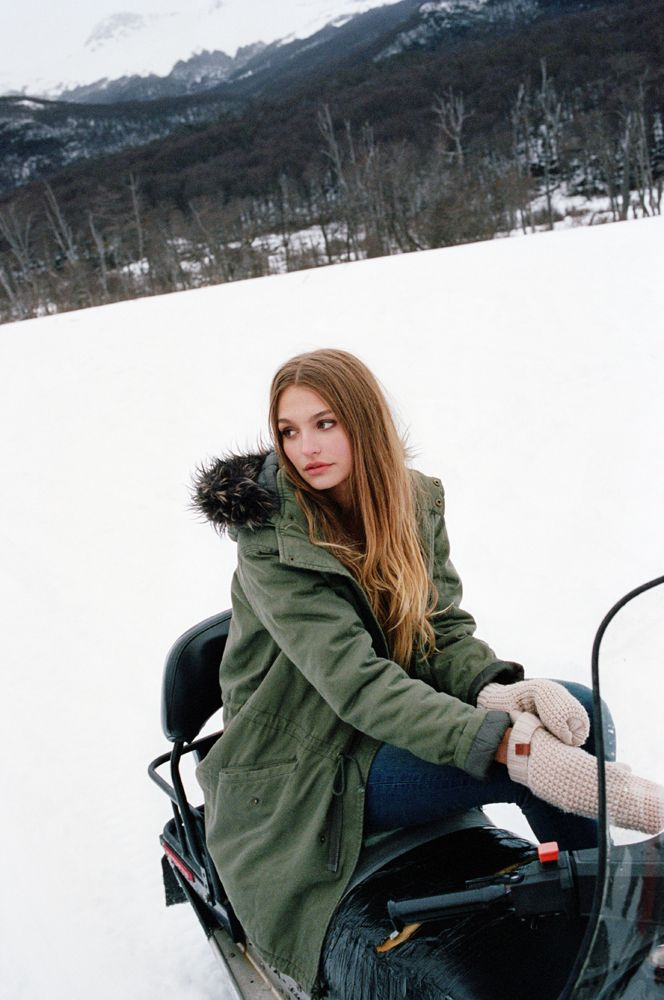 First Look: Urban Outfitters Holiday 2013 – Photography by Rene Vaile
