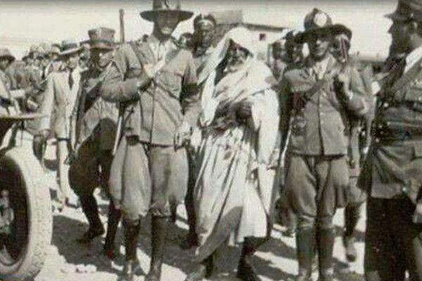 عمر المختار Egypt History Lion Of The Desert History Of Islam