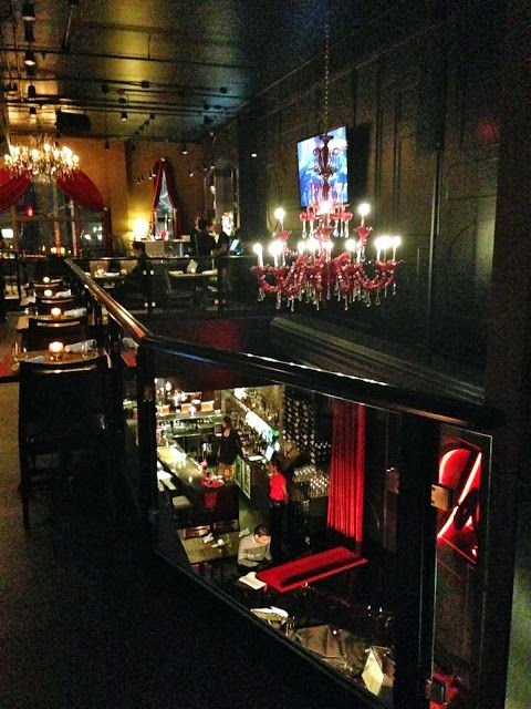The Red Pops and Fine Fare at Jazz Bistro Toronto {Restaurant Review}