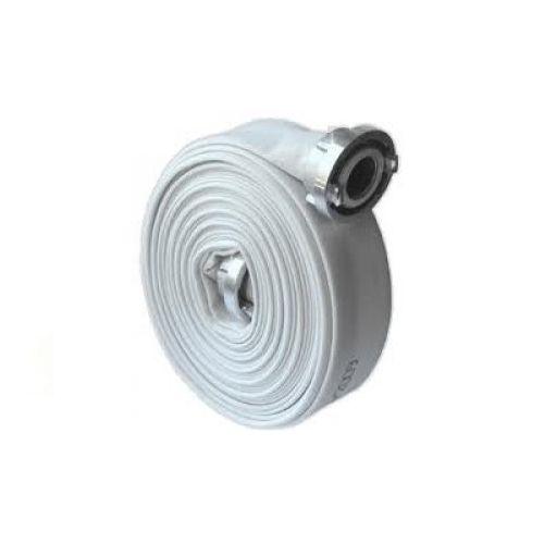 Furtun pentru stingerea incendiilor tip B, simplu, echipat cu racorduri refulare tip B, se foloseste la transportul apei sau al amestecului spumant intre sursa si accesoriile de refulare, la utilajele de stins incendii.