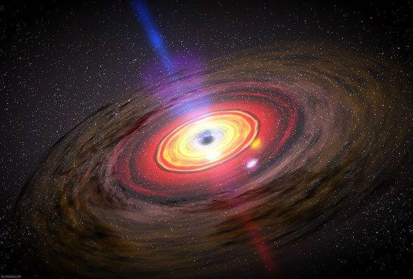 Черные дыры: опасны ли они?Гравитация черной дыры настолько огромна, что из нее не выходит даже свет. Узнайте, как образуются черные дыры, чем они опасны, как выглядит черная дыра.