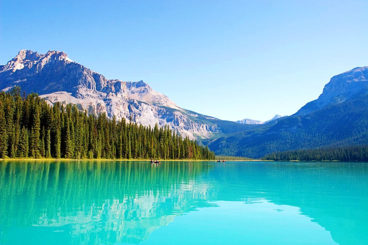 Emerald Lake, Yoho National Park, Canada.   Blog: SHE LOVES GLAM