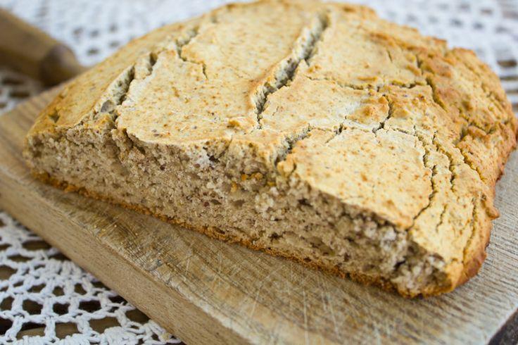Easy Gluten-Free Bread