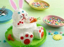 bunny cake recepie