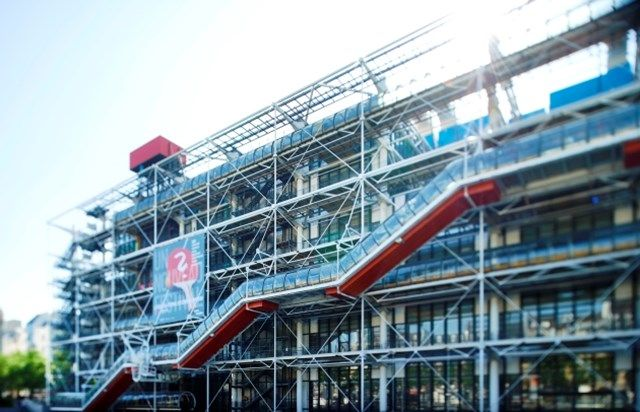 Centre Pompidou - Tarif - Office de tourisme de Paris
