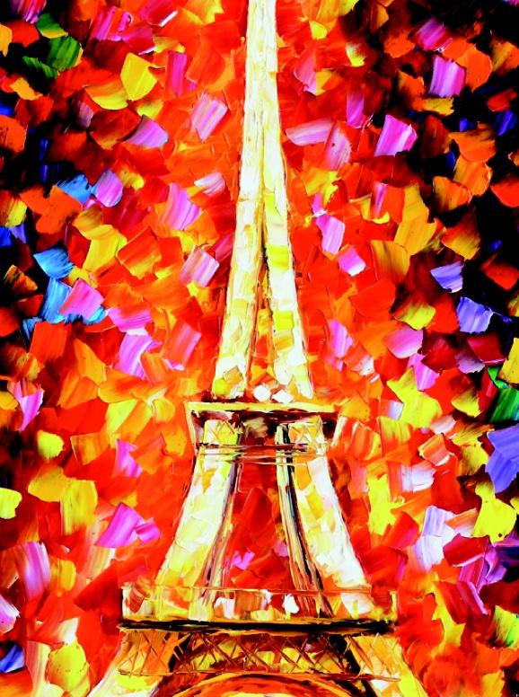 Eiffel Tower  - Blackberry Torch 9800 9810